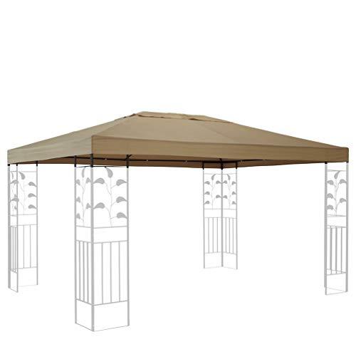 quick de tejado para carpa (star repuesto para hojas cenador (3x 4m arena para almohada