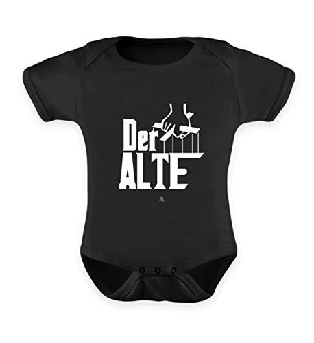 Der Alter Krimi Serie T-Shirt TV Fernseh Kostüm Kleidung Geschenkidee - Baby - Fernseh Kostüm