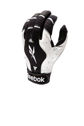 Reebok 7K Handschuh der Lacrosse Frauen, damen, weiß / silber