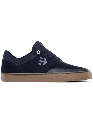 Etnies Marana Vulc, Chaussures de skateboard homme navy/navy/gum