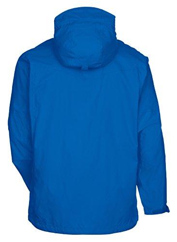 Vaude - Giacca da uomo, modello: Lierne Bleu - Bleu