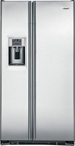 iomabe ORE 24 CGF SS integriert/Stand-alone 572l A+ Edelstahl Kühlschrank Tür Seite - Kühlschrank side-by-side (integriert/unabhängig, Edelstahl, amerikanische Tür, LED, Glastür) - Ss-side-by-side Kühlschrank