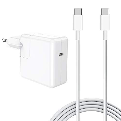 Pro 30 (SIXNWELL USB Ladegerät 30W, Typ C Ladegerät Schnellladegerät, 1-Port mit Power Delivery für Mac Book/Air Charger(29W) 2018Late, Samsung Galaxy S8 / Note 8, LG G5, Nexus, HTC und mehr.)
