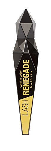 Wet n Wild Lash Renegade Mascara, Brazen Black, 8ml at amazon