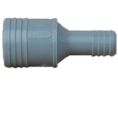 GENOVA PRODUCTS - 1-1/4x1 Poly Coupling
