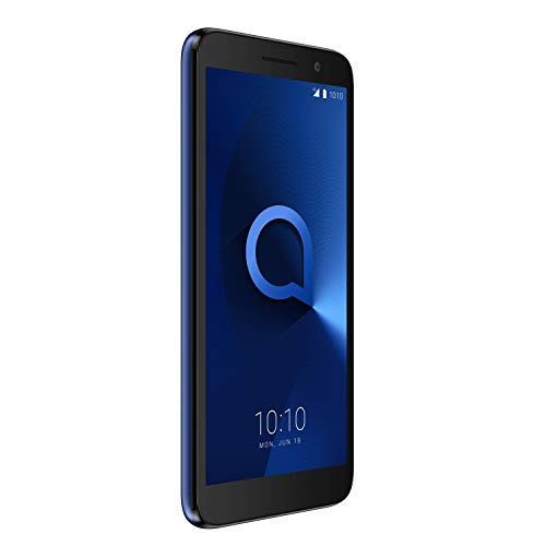 Alcatel 5033D-2BALWE1 Smartphone, 8 GB, Metallic Blau