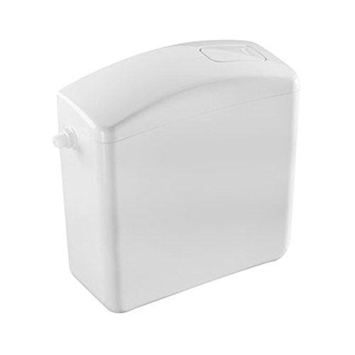 DOMINO STANDARD AUFPUTZ WC-SPÜLKASTEN MIT SPAR-TASTE #98106