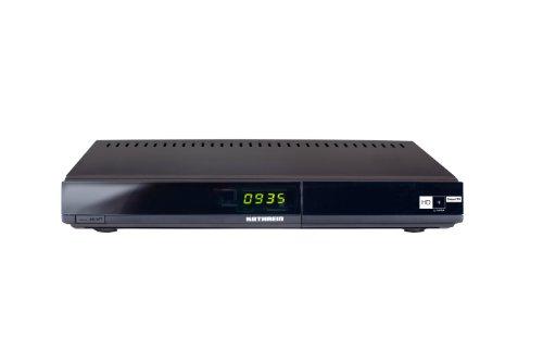 Kathrein UFS 935sw HD+ DVB-S-Receiver (HD+, CI+, HDMI,inkl. HD+ Karte für 1 Jahr) schwarz
