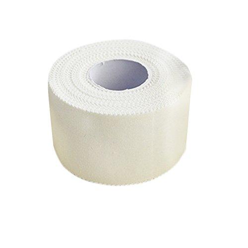 Behavetw Sport Muskel-Tape für Sportler, Schmerzlinderung, bietet Muskelunterstützung, Verletzungsprävention, atmungsaktive medizinische Reibbare Bandage, Wie abgebildet, 2.5cmx10m