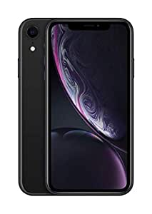 Apple iPhone XR (128 GO) - Noir: Amazon.fr