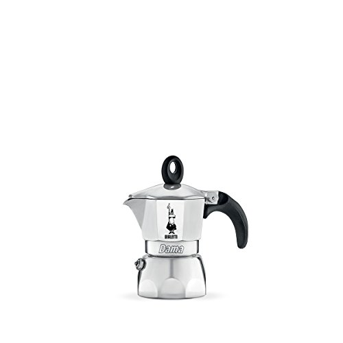 31QEujWwo%2BL. SS500  - Bialetti Dama Nuova 1 Cup Espresso Maker
