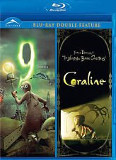 #9 /Coraline 2-Movie -Set