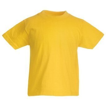 Fruit of the Loom Childrens T-Sh...