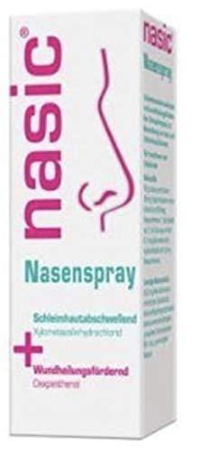 Nasic Nasenspray 5 x 15 ml Sparpack plus Handcreme gratis von Pharmaverde