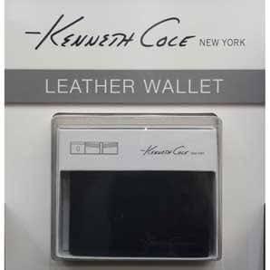Kenneth Cole Portefeuille en cuir