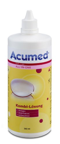 Acumed Kombi-Lösung, 6er Pack (6 x 360 ml)