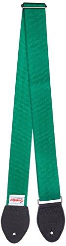 Souldier Custom Recycling Sicherheitsgurt für E-Gitarren kelly green Kelly Green Band