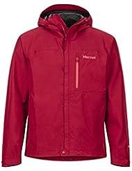 Marmot Minimalist Jacket Imperméable, Veste de Pluie Homme, Hardshell, Coupe Vent, Respirant