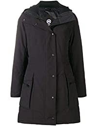 Canada Goose Giacca Outerwear Donna CG3811L2761 Poliestere Nero