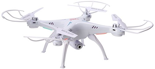 Syma X5SW Explorers2 2.4G 4CH 6-Axis Gyro RC Headless Quadcopter with WiFi Camera (FPV)