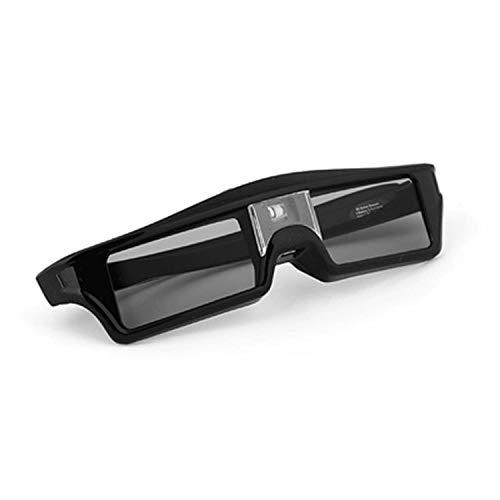 ZUZEN HD Bluetooth RF 3D Active Shutter Brille für Sony TV/Samsung TV/Panasonic 3DTVs EPSON 3D Projektoren