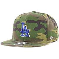 Amazon.co.uk  Los Angeles Dodgers - Clothing   Baseball  Sports ... c8f9631b2b3