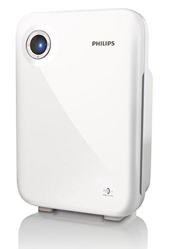 Philips AC4012/10 36-Watt Tulip Air Purifier (White)