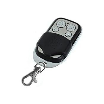 SODIAL(R) Universelle Telecommande Copieuse433 MHZ Porte de Garage Portail Alarme new