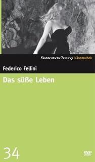 Das süße Leben, 1 DVD, dtsch. ital. Version