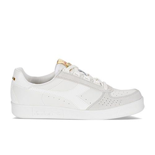 Diadora Chaussures de Sport B.Elite Xmas Pour Homme et Femme 20006 - BLANC