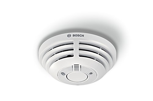 Bosch Smart Home Smoke Detector - White