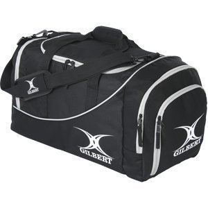Gilbert Club Hold All V2 - Bolsa de deporte, color negro, talla 35 x 62 x 30 cm