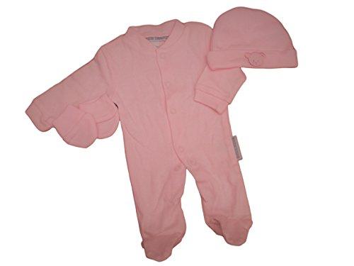Tiny Baby Ensemble de sous-Vêtements - Bébé (Fille) 0 à 24 Mois Rose Rose - Rose - S