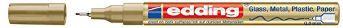 Edding 4 7809 053:rotulador punta fina color dorado