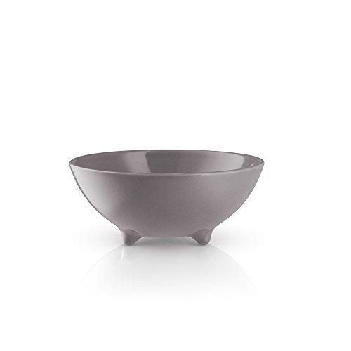 Eva Solo 5706631071208 567176 Coque, 300 ml, verre iertes Faïence, Porcelaine, Nordic gris, 16 x 15,6 x 7,2 cm