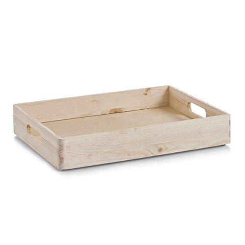 zeller-13142-boite-multi-usage-en-bois-de-conifere-40-x-30-x-7-cm