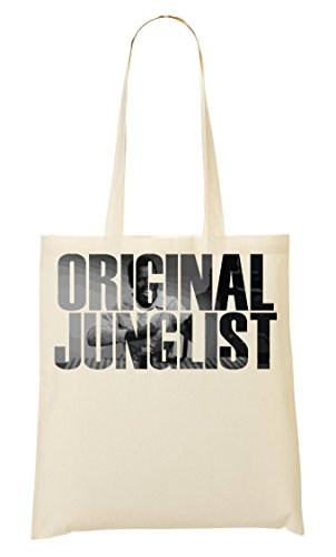 C+P Original Junglist Tragetasche Einkaufstasche