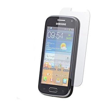 4 x Displayschutzfolie klar für Samsung Galaxy Ace 2 von PhoneNatic