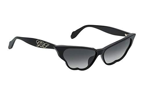 Blumarine occhiali da sole edizione limitata giulia de lellis sbm748-0700