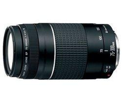 Canon 75-300mm/ 4,0-5,6/ USM Objektiv (Canon Objektiv 300)