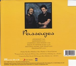 Passages from Music on CD