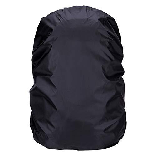 Pwtchenty Wasserdichte Abdeckung 60l RegenHülle Hülle Wasserdichte Rucksack Abdeckung Tasche Wander HüFttaschen Wanderrucksäcke Sport Outdoor Sporttaschen Reisetaschen Tasche