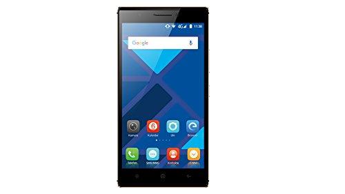 Preisvergleich Produktbild Haier W360057 Voyage V5 32GB 14 cm (5,5 Zoll) LTE Dual Sim Android 13MP Kamera schwarz/gold
