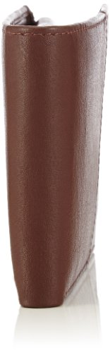 Bugatti Bags Manhattan 49111902 Unisex-Erwachsene Geldbörsen 12x9x1 cm (B x H x T) Braun (braun 02)