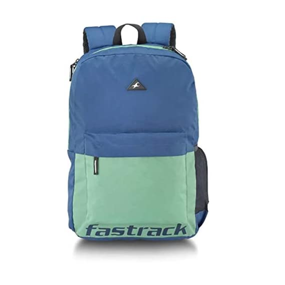 Fastrack 24 Ltrs Blue Casual Backpack (A0730NBL02)