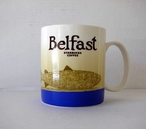 Starbucks Belfast - Northern Ireland 2010 Collector Series Mug 16oz/473ml. Brand New. by starbucks (Belfast-serie)