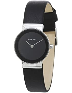 Bering Time Damen-Armbanduhr Slim Classic Analog Quarz 10126-402