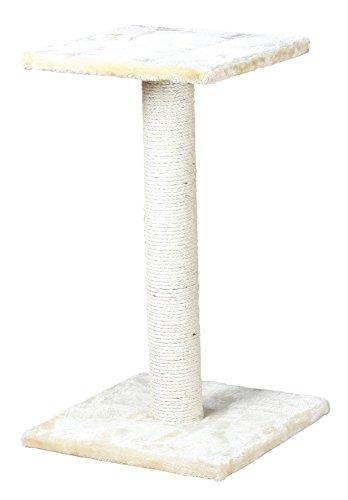 Trixie Espejo Kratzbaum 69 cm hoch in beige - 2