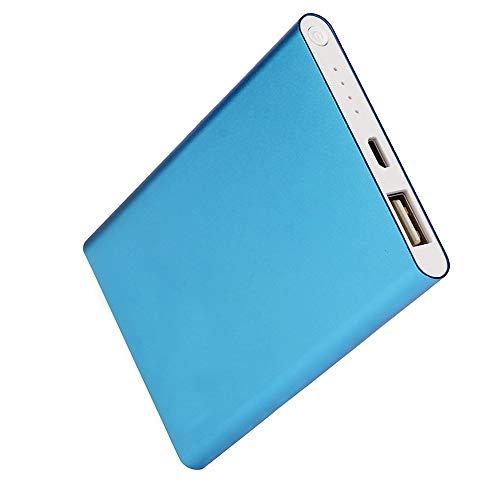 ADTECK Lenovo Moto G4 Plus, Batteria Esterna 8000mAh Potente Porta USB Portatile con Batteria compatta Fornita con Il Cavo di Ricarica USB Compatibile con la Tua Lenovo Moto G4 Plus