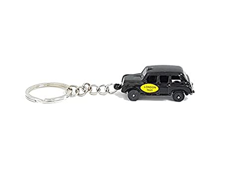 Best Quality Diecast London Keychains Keyrings by London Heritage (TAXI)